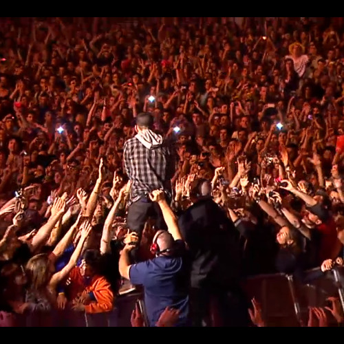 Linkin Park - In The End Live Rock In Rio Portugal 2012 by Sohail