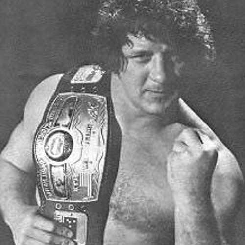 NWA Champ Terry Funk confronts U.S. Champ Paul Jones (1976)