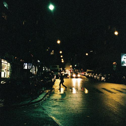Stefan Lange - Running Up That Night