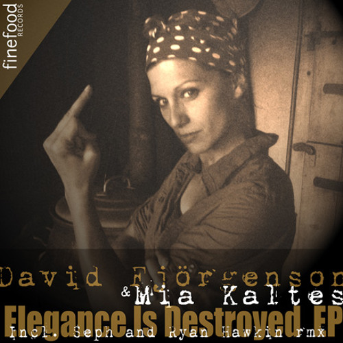 Elegance is Destroyed Ep