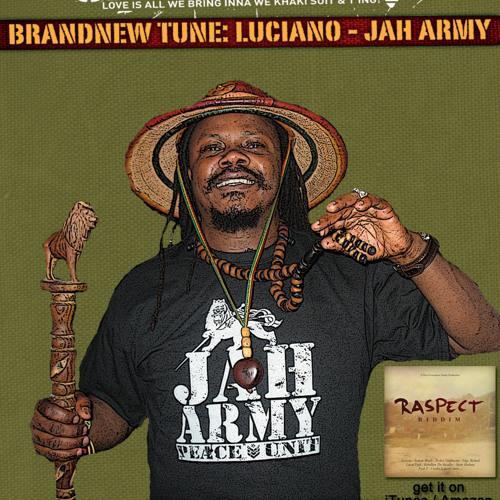 Luciano - Jah Army (Raspect Riddim)