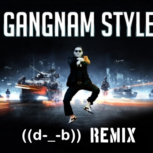 PSY - Gangnam Style (DolphinStyle remix)