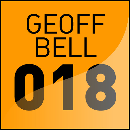 NUMBOLIC [PODCAST018] - GEOFF BELL