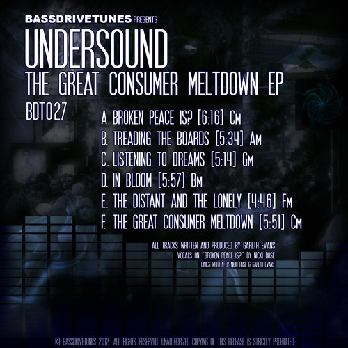 Undersound - The great consumer meltdown [BDT027f] preview