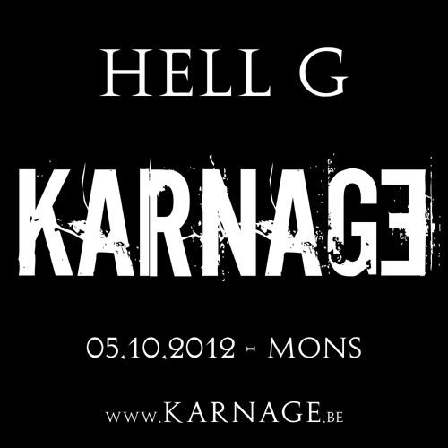 Hell G @ KARNAGE - 05.10.2012