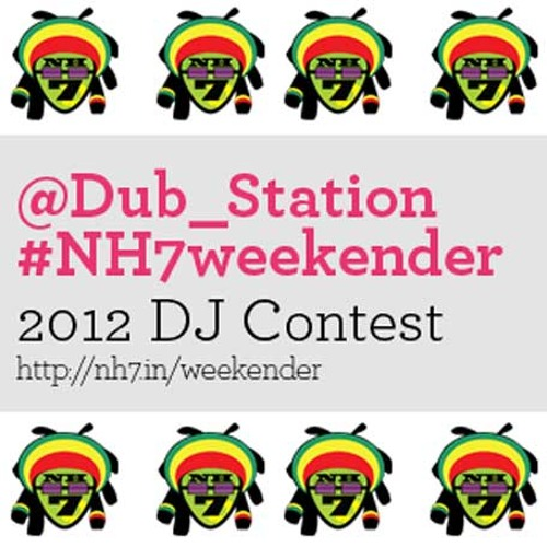 #NH7Weekender - @Dub_station stage DJ Set Contest - AmuL Lokanathan