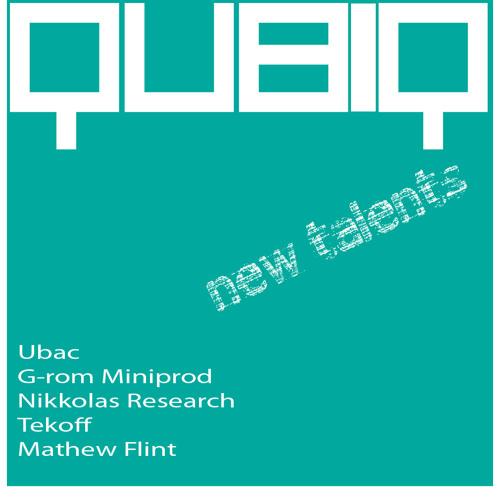 TEKOFF - Algorythm ( Original mix ) // QUBIQ records // Promo cut