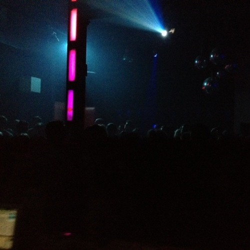 Ray Kajioka Live @ Damage vs Kanzleramt, Suicide Circus, Berlin 05/10/2012