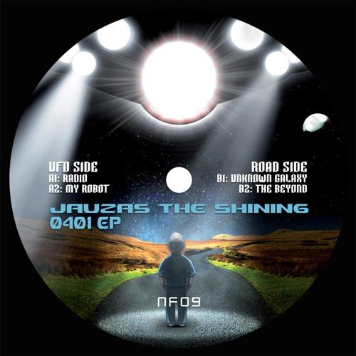 Jauzas The Shining-The Beyond (Newflesh Records)