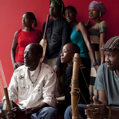Zimbabwe - Rokia Traoré et le choeur Passerelle