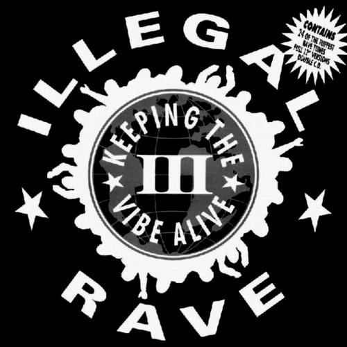 Tom EQ's Bethnal Green Super Underground Mega Rave Warehouse Mix
