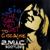 Sia - The Girl You Lost To Cocaine ( 2 Men In Control Bootleg )