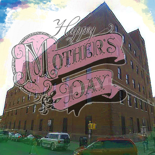 """Forest Hills, New York NYCQNYFH - """"Mothers Day Overload"""" Recording (crosstalk of other failed calls)"""