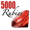 Almost Leaving.5000 Rubies
