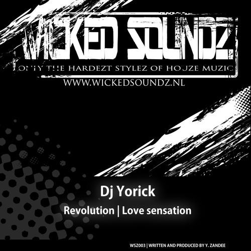 [Preview WSZ003] Dj Yorick - Revolution / Love sensation