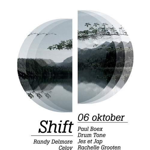 Drum Tone @ Shift, HAL16, Utrecht