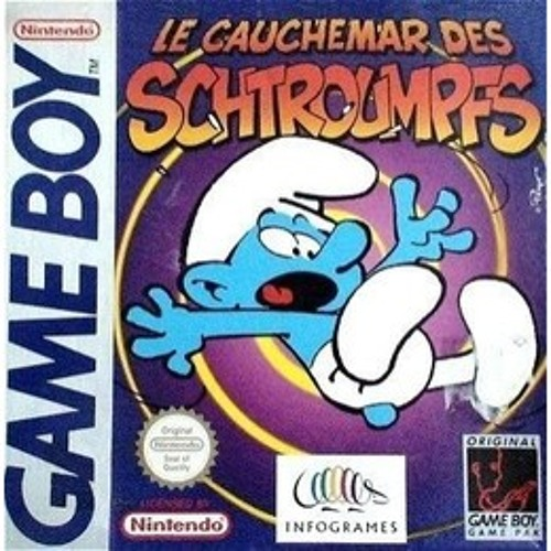 The Smurfs Nightmare - complete soundtrack (Game Boy, 1997)