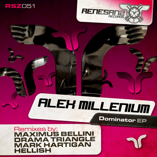 Alex MilLenium - Dominator (Maximus Bellini remix)//Renesanz//preview96kbps