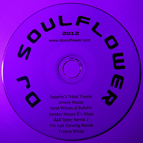 DJ Soulflower Production - 2012 - Stockholm mix 34 min