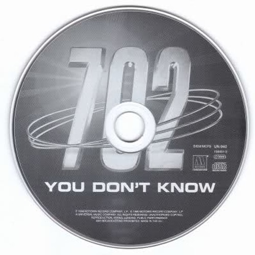 Lady C - You Don't Know (256kbps sample)