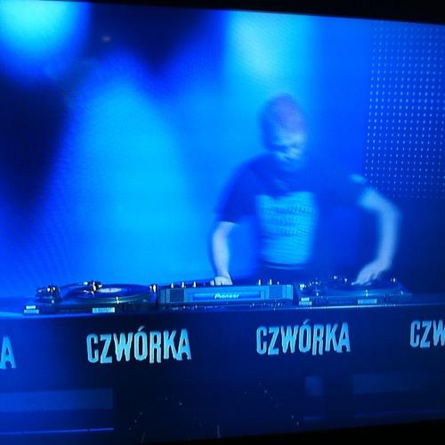 Kwazar - Live @ BE4 - CZWÓRKA - 06/10/2012
