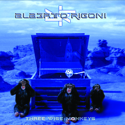 """Three Wise Monkeys - """"Mizaru"""" (feat. Kevin Moore)"""