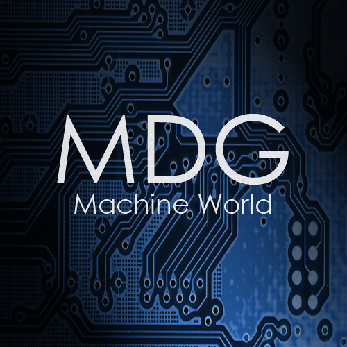 MusicDefinesGravity - Machine World