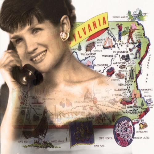 "In Southeastern Pennsylvania - Jane Barbe ""AIS"""