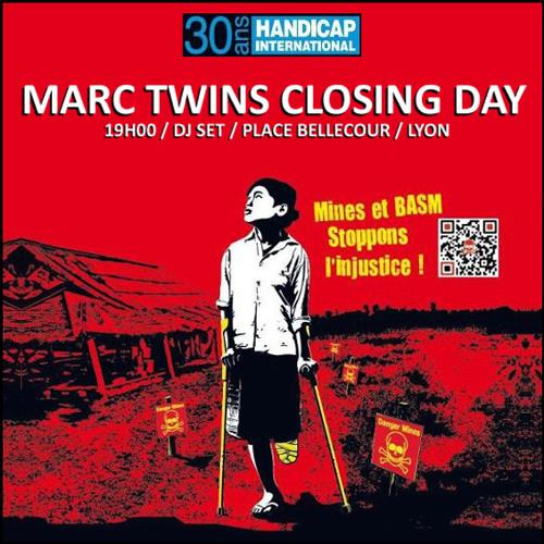 MARC TWINS @ HANDICAP INTERNATIONAL 30 YEARS 29 09 2012