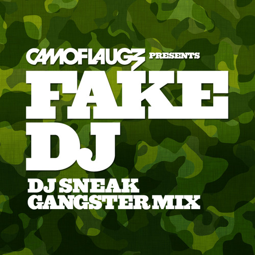 FAKE DJ (DJ Sneak Mix)