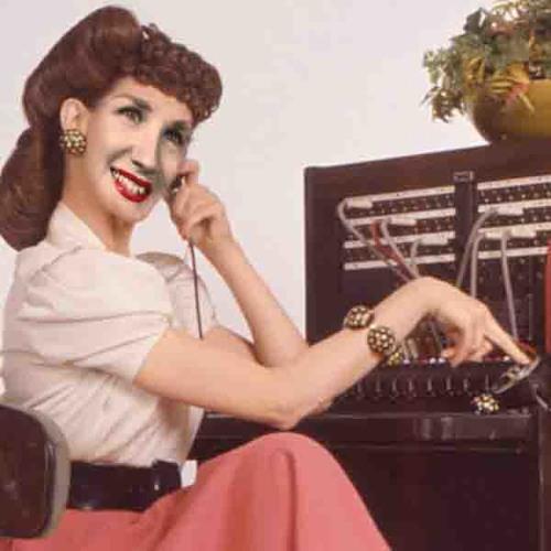 """And dial again - Jane Barbe """"AIS"""""""