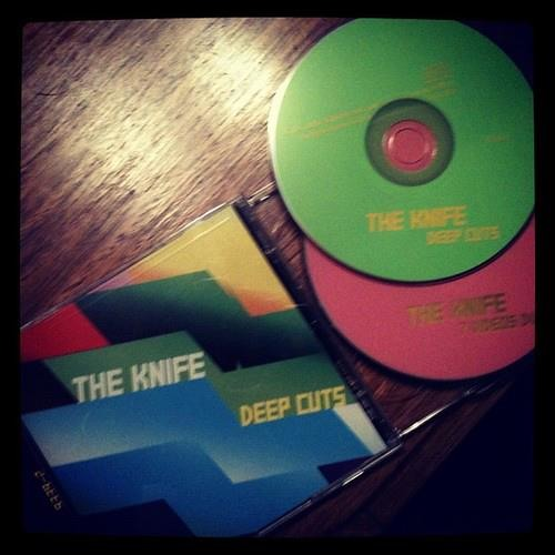 The Knife-Pass This On (instrumental)