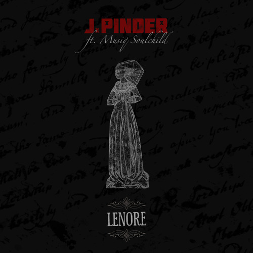 J. Pinder - Lenore feat Musiq Soulchild (Produced by Kuddie Fresh)