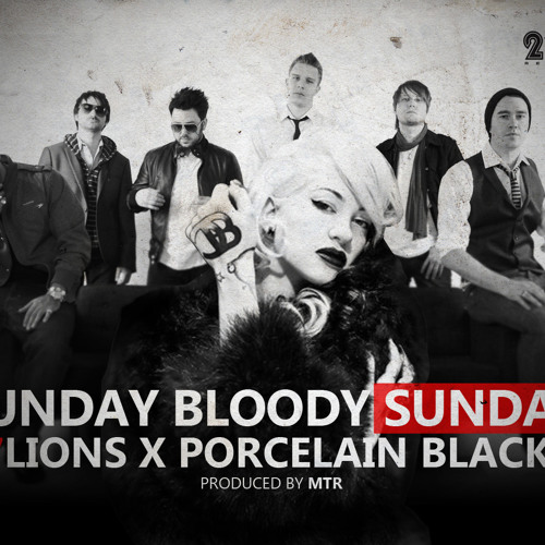 7Lions and Porcelain Black- Sunday Bloody Sunday (U2 Cover)