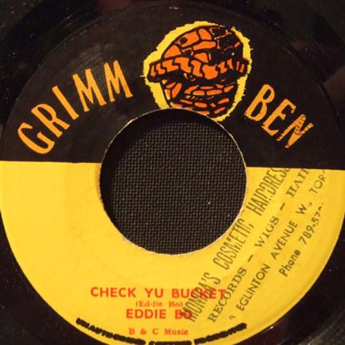 Eddie Bo feat. Notorious BIG - Check your Bucket (Monetrik Mashup Edit)