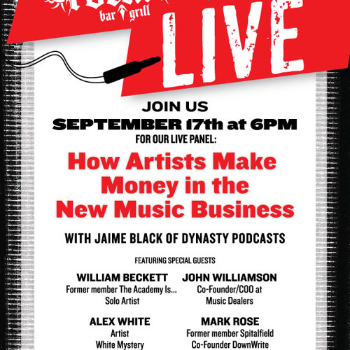 Rockit.LIVE 004 - How Artists Make Money In The New Music Business