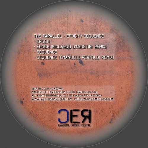 #ERD007 - The Parallel - Epoch / Sequence