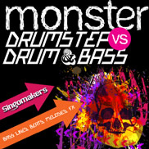 Monster Drumstep Vs Drum and Bass
