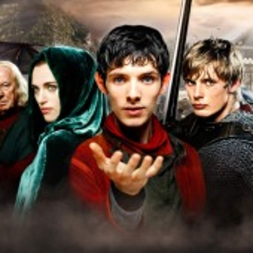 Arthur's Contemplation - Merlin - Episode: 'The Eye Of The Phoenix'