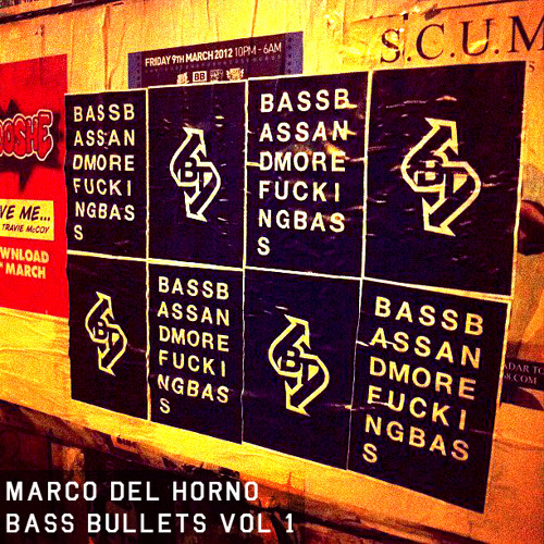 Marco Del Horno Bass Bullets Autumn DJ mix 2012