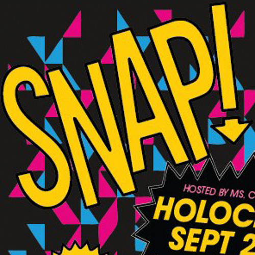 Live at SNAP!: Holocene / PDX / 9.28.12