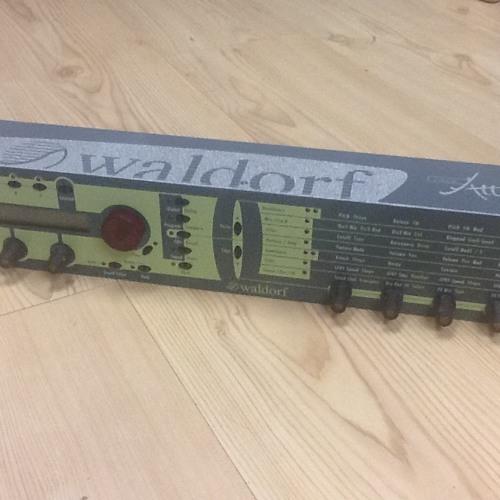 Waldorf rackAttack, Vermona DRM1 mk3, Eurorack Modular