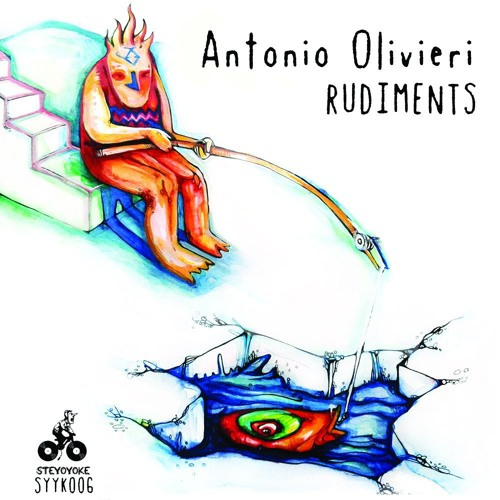 Antonio Olivieri - Rudiments (Original Mix) SNIPPET