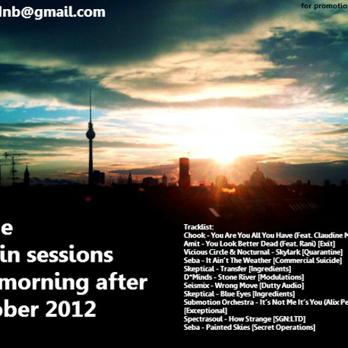 Wage - Berlin Sessions - The Morning After (Deep Drum & Bass)