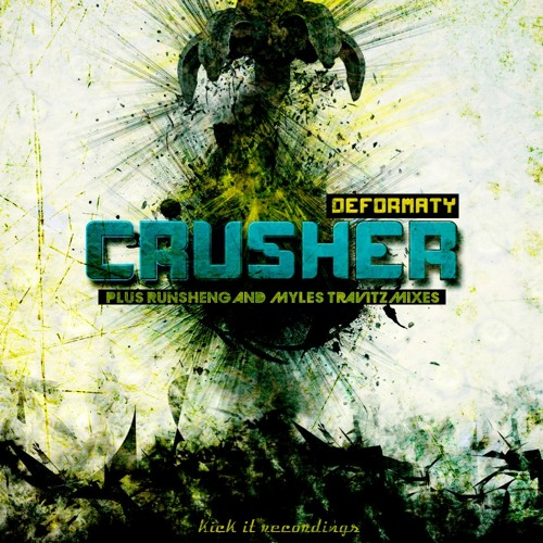 Deformaty - Crusher *TEASER* [OUT NOW! on Kick It Recordings]