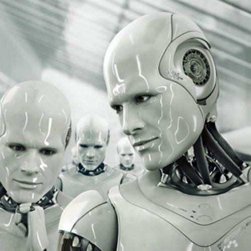 Robots Walk The Earth