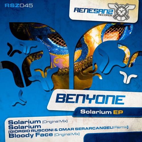 BenyOne - Solarium (Original Mix)