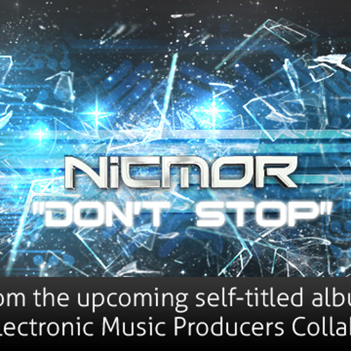 NICMOR - Don't Stop
