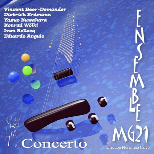Bellocq: Concerto pour ondes Martenot et OAP