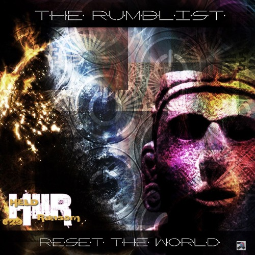 H2R029 - The Rumblist - Reset The World EP (Held2Ransom Records)
